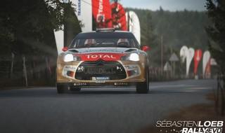 Los volantes de Thrustmaster compatibles con Sébastien Loeb Rally EVO