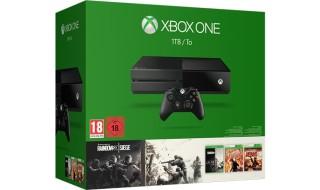 Nuevo pack de Xbox One con Rainbow Six Siege y los dos Vegas de Xbox 360