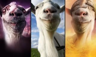 Goat Simulator: The Bundle se pondrá a la venta en formato físico para Xbox One