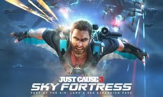 Primeros contenidos descargables para Just Cause 3