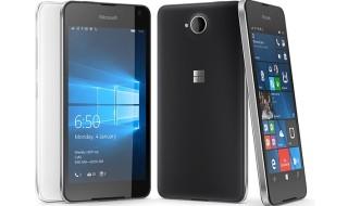 Microsoft presenta el Lumia 650