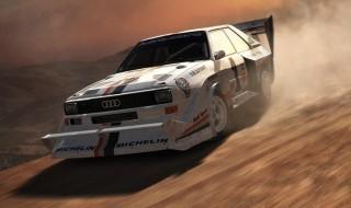 Diario de desarrollo de la versión para consolas de DiRT Rally