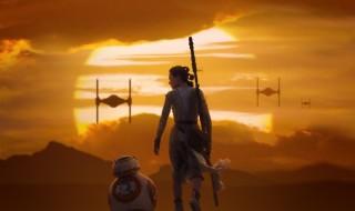 Star Wars: El Despertar de la Fuerza, película más descargada de la semana