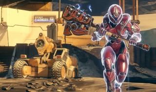 Ya disponible Ghosts of Meridian, la nueva actualización gratuita de Halo 5: Guardians