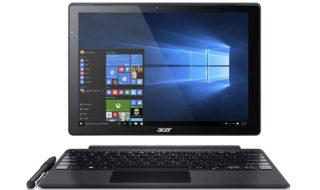 Switch Alpha 12, el nuevo 2-en-1 de Acer con refrigeración líquida