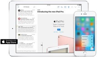 La actualización 1.1 para Airmail en iOS ya incluye soporte para iPad