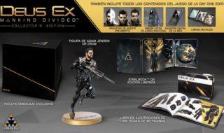 Deus Ex: Mankind Divided tiene nuevo trailer y edición de coleccionista