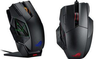 ROG Spatha, el nuevo ratón para gamers de Asus