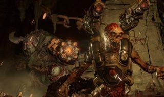 Armas, demonios y velocidad en el nuevo trailer de DOOM