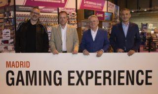 Presentada la primera edición de la Madrid Gaming Experience