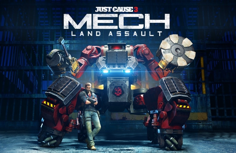 mech-land-assault