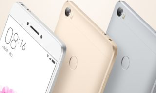 Xiaomi presenta su smartphone con pantalla más grande, el Mi Max