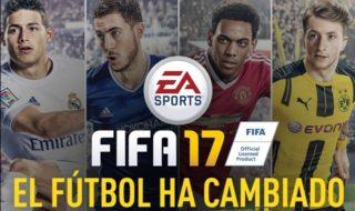 FIFA 17 usará el motor Frostbite, primer teaser trailer