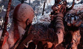 Anunciado un nuevo God of War para PS4
