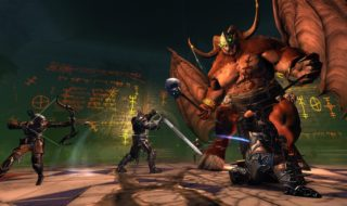 Neverwinter llegará a PS4 este verano