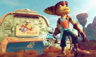 Ratchet & Clank, el juego más vendido en España durante el pasado mes de abril