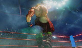 El modo historia de Street Fighter V llegará a finales de mes
