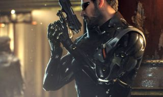 Media hora de juego de Deus Ex: Mankind Divided