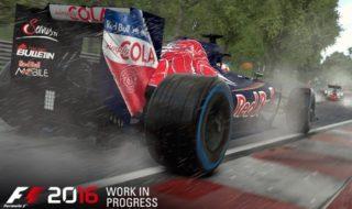 F1 2016 sigue calentando motores con un trailer y una vuelta rápida a Silverstone