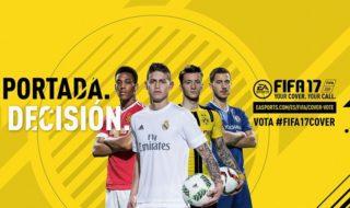 La estrella de la portada de FIFA 17 se elige por votación entre los usuarios