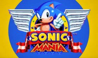 Sega tira de nostalgia con el anuncio de Sonic Mania para PS4, Xbox One y PC