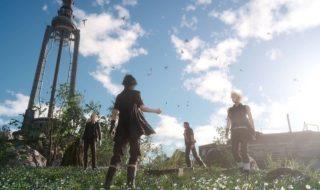 Ya es posible reservar el pase de temporada de Final Fantasy XV