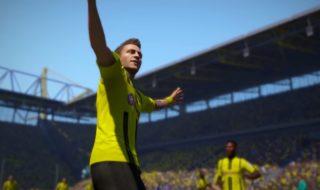 Gameplay de FIFA 17 desde la Gamescom