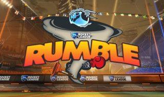 Rumble, el nuevo modo de juego que llegará a Rocket League en septiembre