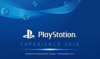 La Playstation Experience 2016 se celebrará el 3 y 4 de diciembre