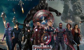 Capitán América: Civil War repite como película más descargada de la semana