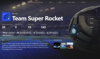 Los clubes y la búsqueda de grupos en la nueva actualización de Xbox One