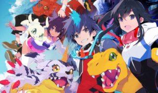 Digimon World: Next Order llegará a España en 2017
