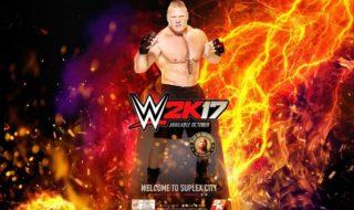 El sistema de creación de WWE 2K17, en vídeo