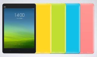 La tablet Mi Pad de Xiaomi puede ser nuestra por 125€
