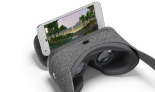 Daydream View, el headset de realidad virtual de Google
