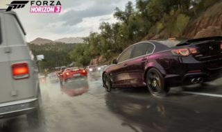 Forza Horizon 3 recibe su segunda gran actualización
