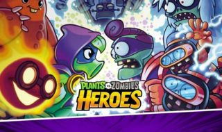 Ya disponible Plants vs. Zombies Heroes para iOS y Android