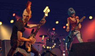 Rock Band Rivals ya está disponible para PS4 y Xbox One
