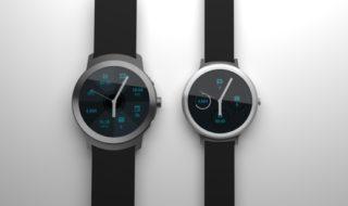 Estos podrían ser los próximos relojes de Google con Android Wear 2
