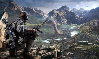 El mundo abierto de Sniper Ghost Warrior 3