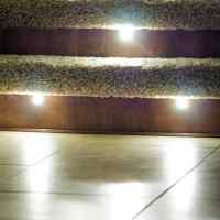 Indoor LED Recessed Stair Light Kit - DEKOR Lighting