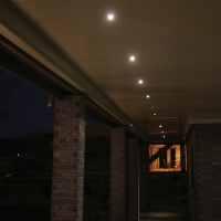 Outdoor LED Recessed Up/Down Light Kit - DEKOR Lighting