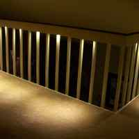 Indoor LED Recessed Stair Light Kit - DEKOR Lighting