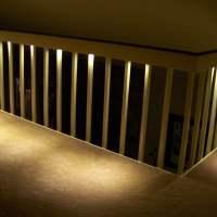 LED Recessed Stair Light 4 Pack - Indoor / Outdoor - DEKOR ...