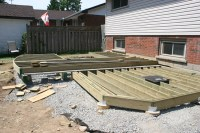 DIY Deck Remodel: A Summer Project and Backyard Retreat ...