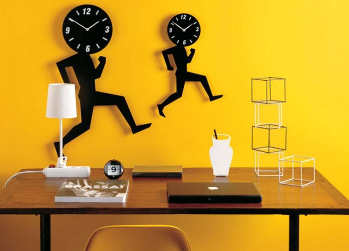 Modern Art Wall Clocks - Elitflat