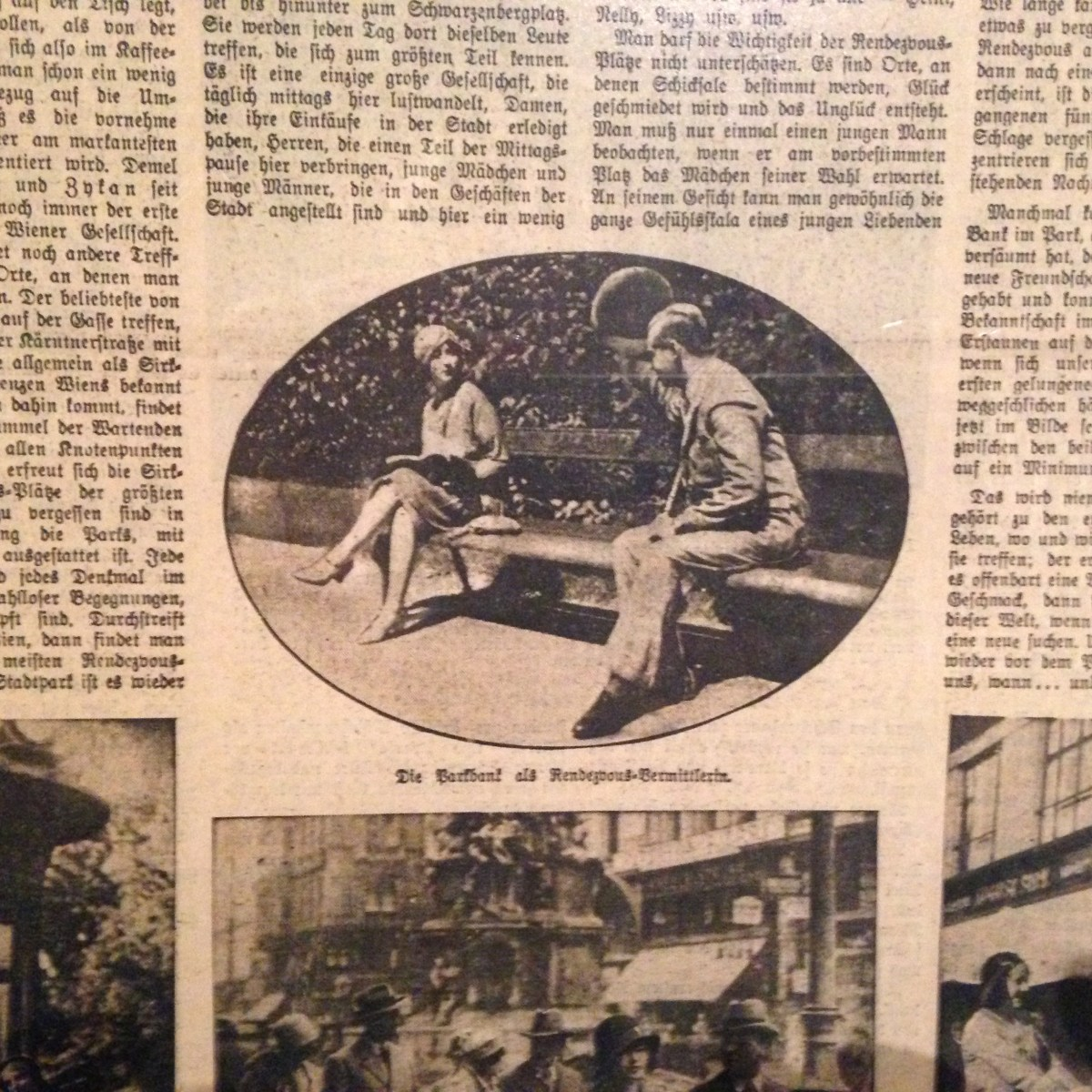 Sex in the City of Vienna – Ein kultureller Höhepunkt