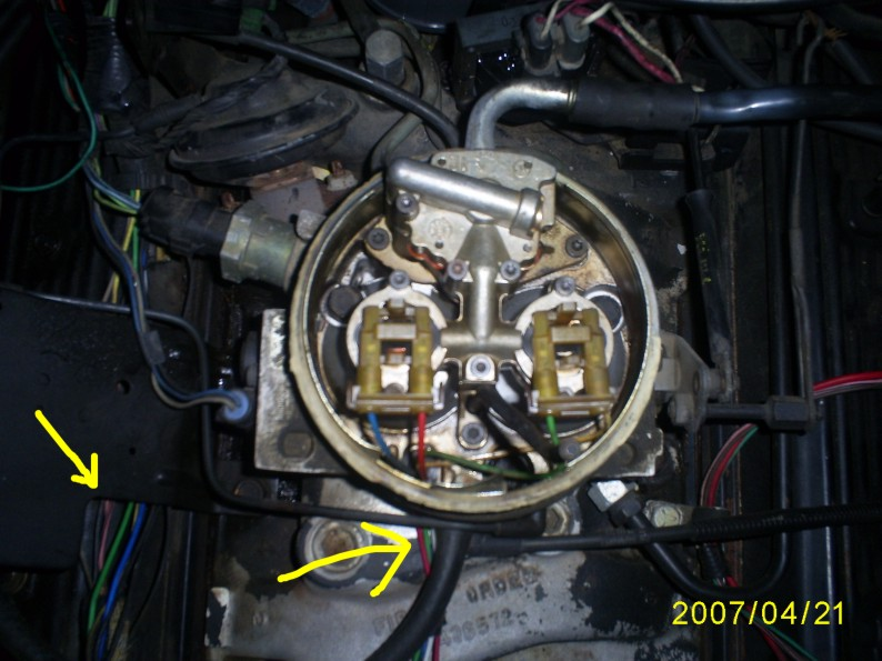 Chevy 350 Tbi Wiring Harness Electrical Circuit Electrical Wiring