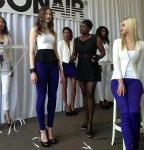 Runway-Sized Models for Beauty Demos: Necessary?