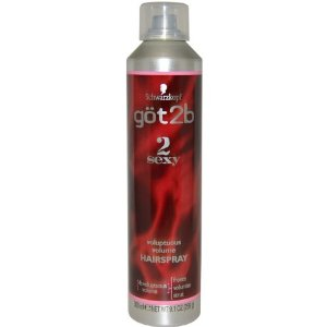 göt2b 2sexy Voluptuous Volume Hairspray